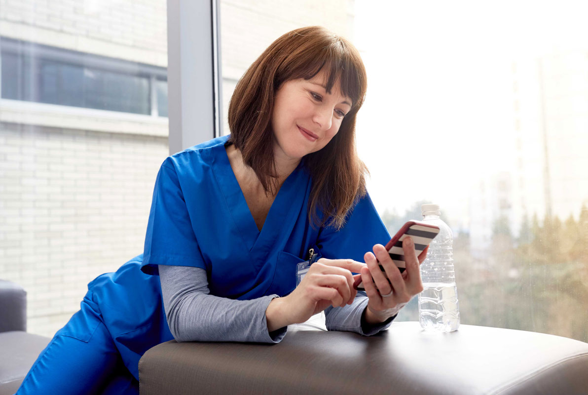 healthcare professional | DISH Anywhere | special offers | tv on your phone
