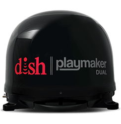 DISH Playmaker Dual - Outdoor TV - Amory, MS - N.E.A Satellites - DISH Authorized Retailer
