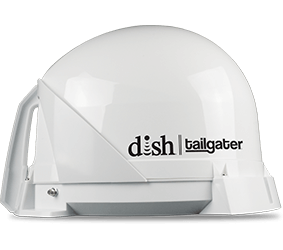 The Tailgater - Outdoor TV - Amory, MS - N.E.A Satellites - DISH Authorized Retailer