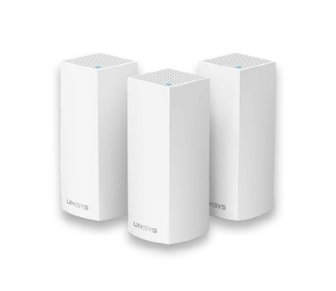 DISH Smart Home Services - Linksys Velop Mesh Router - Amory, MS - N.E.A Satellites - DISH Authorized Retailer