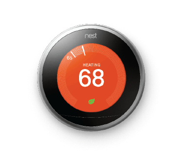 DISH Smart Home Services - Nest Learning Thermostat - Amory, MS - N.E.A Satellites - DISH Authorized Retailer