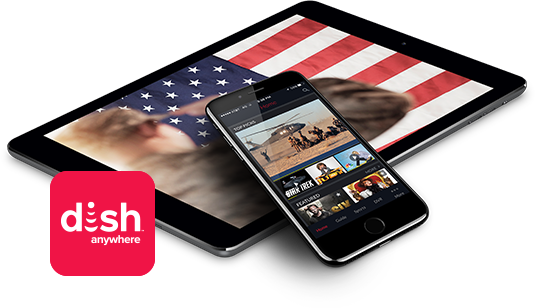 DISH Anywhere from N.E.A Satellites in Amory, MS - A DISH Authorized Retailer
